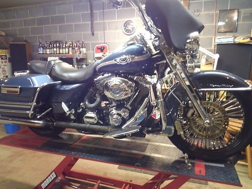 2003 HARLEY DAVIDSON 100th Anniversary Road King big bore kit lots of recent u