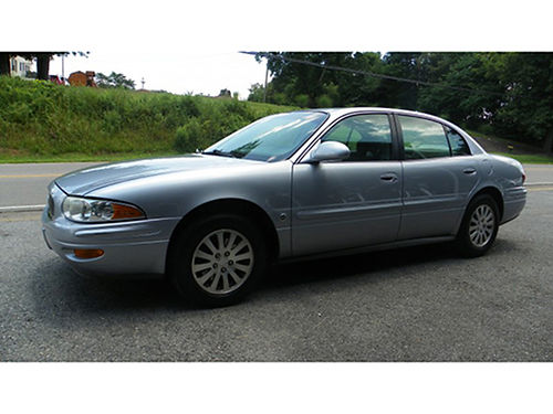 2005 BUICK LESABRE LIMITED pwpl tilt cruise leather 09797C 5560 Bluff City Used Cars 423-538-
