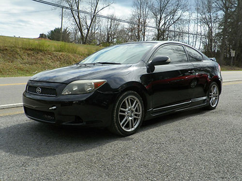 2007 SCION TC COUPE pw pl good tires 070048B 5395 Bluff City Used Cars 423-538-8041