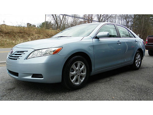 2007 TOYOTA CAMRY LE 171K auto 4cyl PSeats AC loaded New Tires STOCK 09829C 6055 Bluff C