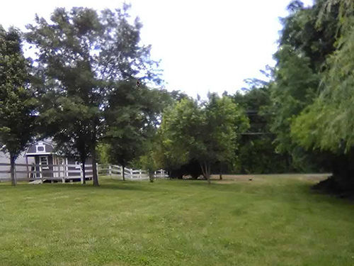 GRAY TN Crystal Springs subdivision 160x80 level tree lined lot city water  sewer ready to be