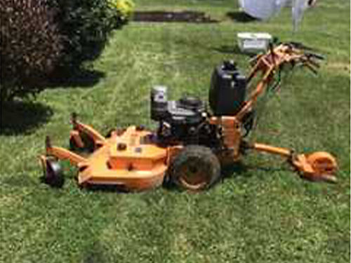 Bristol, TN mower on recycler com