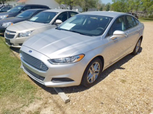 2013 FORD FUSION SE 16 liter EcoBoost automatic Microsoft Sync alloy wheels new tires pw pd