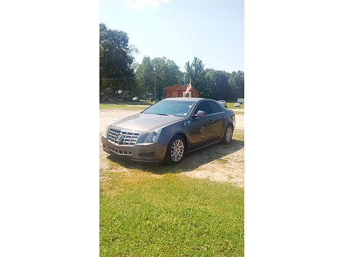 2012 CADILLAC CTS 111K miles sunroof leather Beautiful car Must go 10900 OBO BATESVILLE 662-