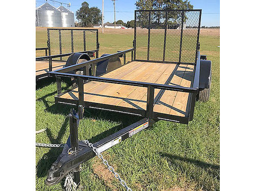 COUNTY LINE RANCH SUPPLY Barrentine Trailers Utility Trailers Car Haulers 6X10 Econo Gate Dove 7