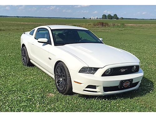 2013 FORD MUSTANG GT 50 automatic new tires adult driven garage kept and covered excellent con