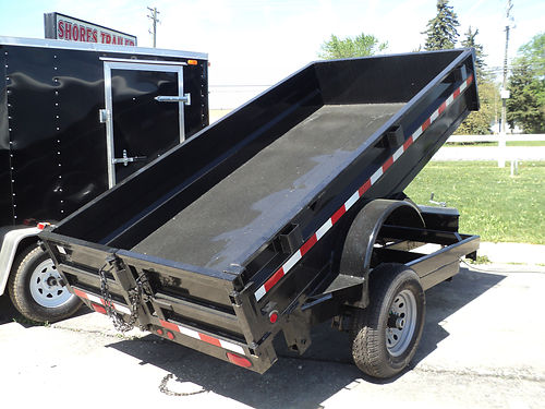 DUMP Trailers Interstate Griffen Dumps get it done load it up haul it off call for specifics s
