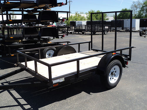 UTILITY Trailers all sizes single axle tandem axle 4-wheel brakes and gate call for details s