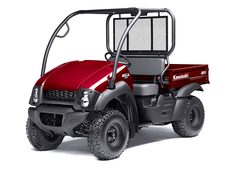 2015 KAWASAKI Mule 610 4x4 NEW only 2 left red or green only 6995
