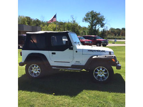 2006 JEEP Wrangler X 1504 only 114500 miles 4x4 clean Carfax 14800
