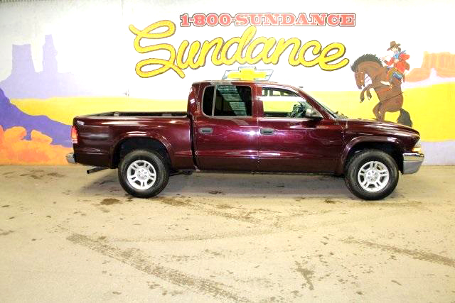 2004 DODGE Dakota XG18265 126 down 126month or 6500