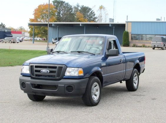 2010 FORD Ranger XLT FT438A 10995
