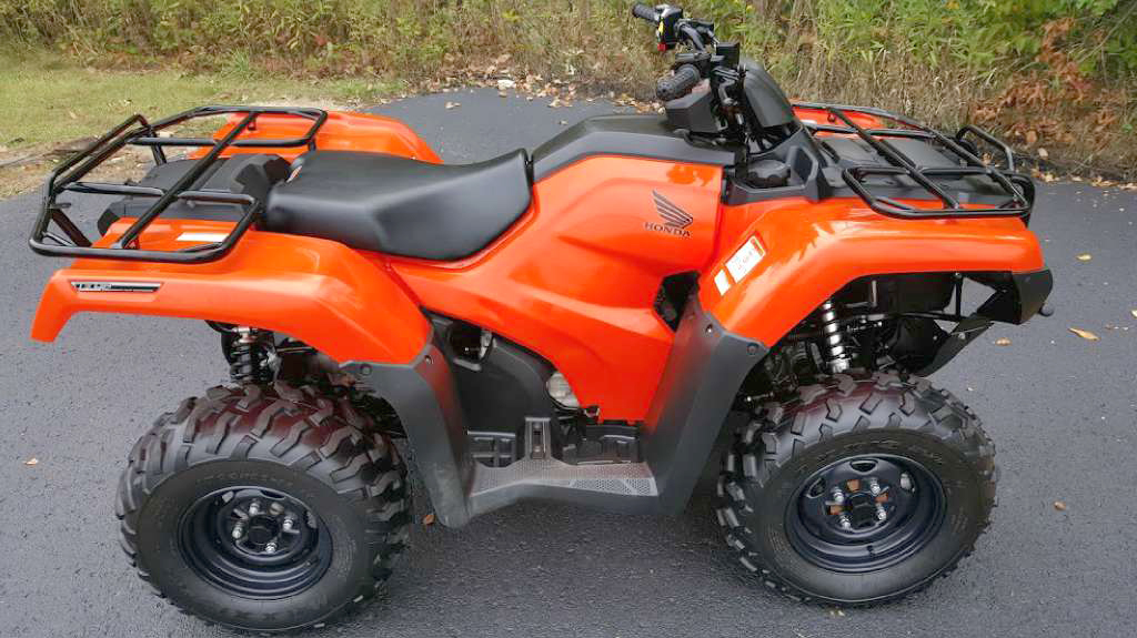 2015 HONDA Four Trax Rancher 4x4 DCT IRS only 16 hours 6499