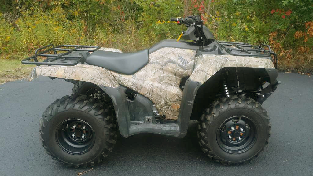 2014 HONDA Four Trax Rancher ES 1 mile only 2 left at 3999