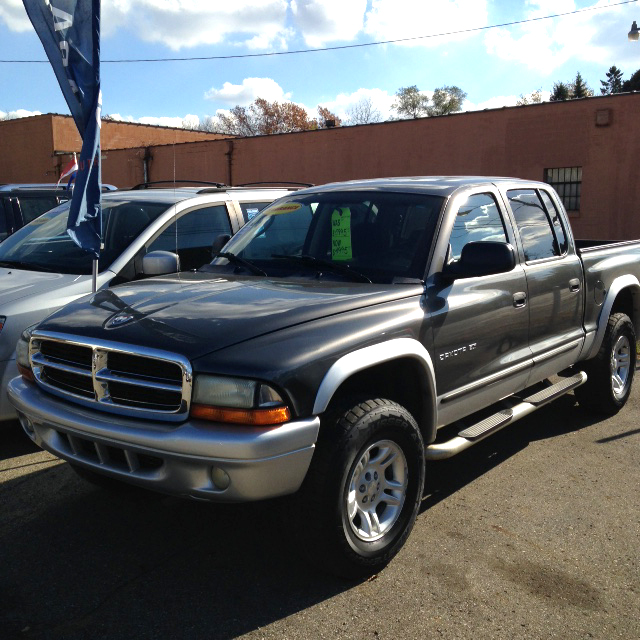 2002 DODGE Dakota SLT 4x4 as is 4995