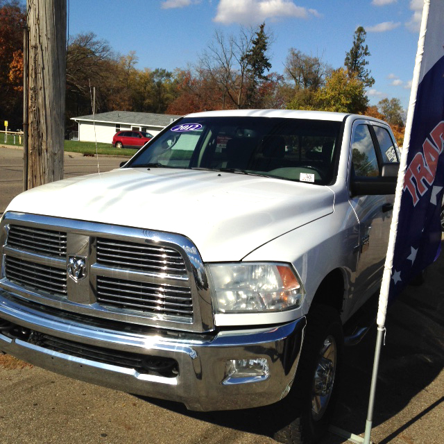 2012 DODGE 2500 extended cab long box 57 HD only 60682 miles clean 25995