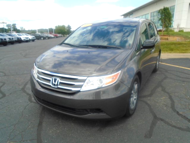 2012 HONDA Odyssey EX-L J3183A XM Radio well equipped 21844