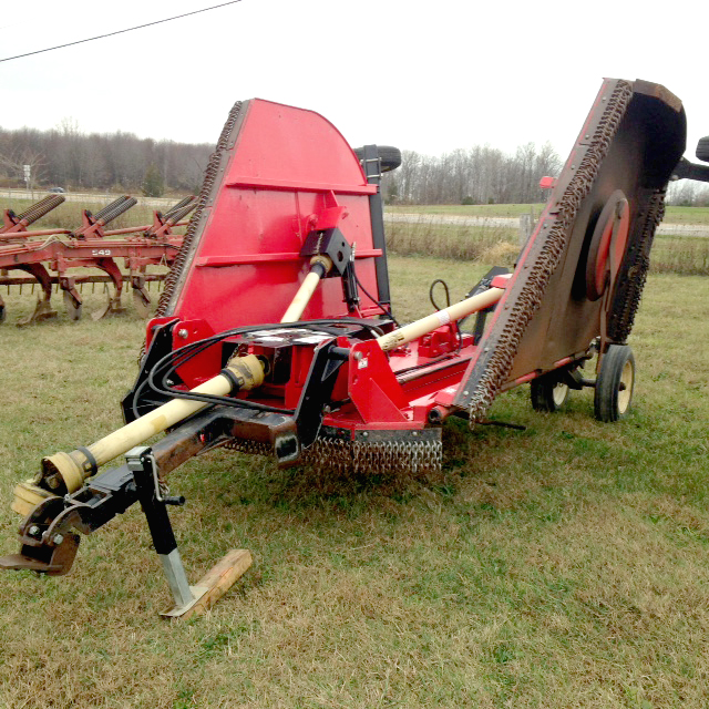 TAYLOR Way 15 batwing mower 9675