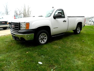 2012 GMC Sierra 1500 1604 4x2 work truck regular cab V6 13800
