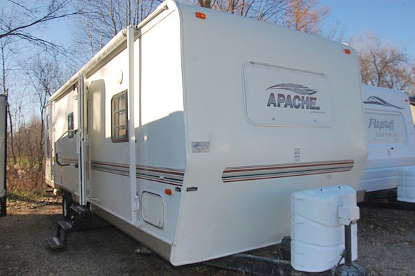 2003 APACHE Sun Valley 30BHS travel trailer 7495