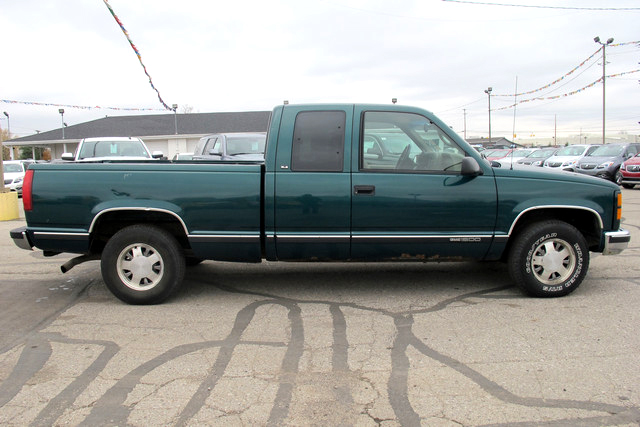 1997 GMC Sierra SLE GL18245A 99 down 99month or 3900