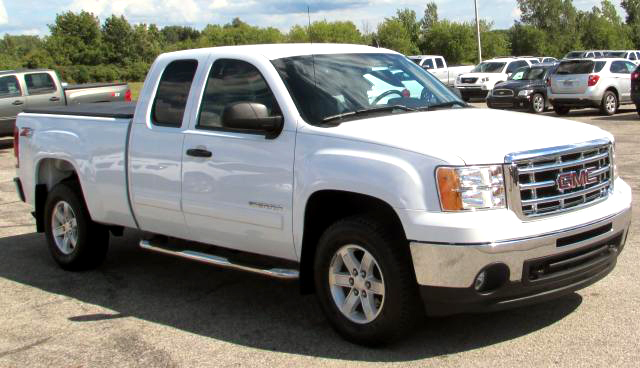 2011 GMC Sierra Z-71 63551 4x4 good miles clean 26999