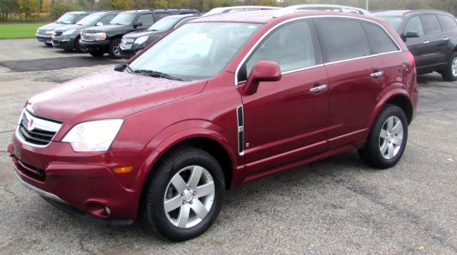 2008 SATURN Vue 64421 V6 alloys ready to tow south 9999