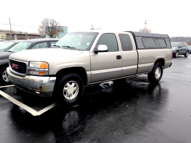 1999 GMC Sierra 1500 7-407931A Extended cab 4x4 low miles great tires 4900