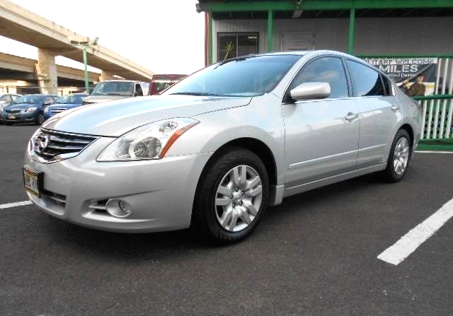 2012 NISSAN Altima J3099A 25 liter 4 cylinder great MPG 11894