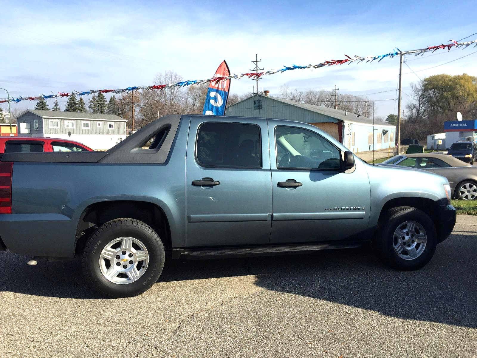 2008 CHEVY Avalanche 104000 miles 4x4 16500