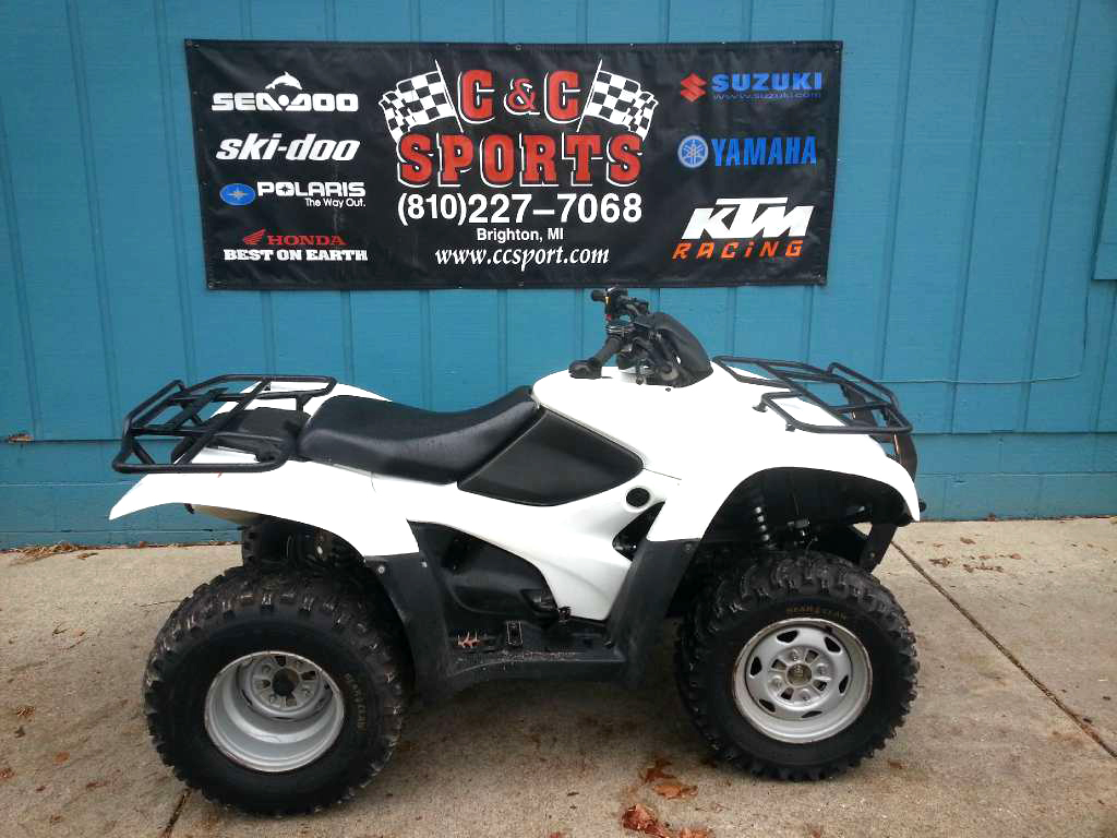 2009 HONDA Four Trax Rancher 4x4 ES only 3990 miles electric shift fuel injected financing avail