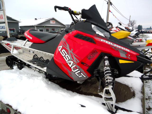 2014 POLARIS ASSAULT 800 only 784 miles best off trail ride with great trail control only 9975