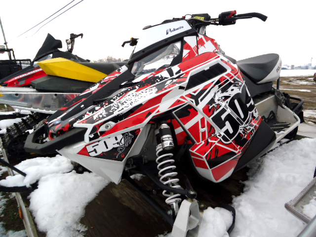 2014 POLARIS 800 PRO R custom 509 wrap asking 9285