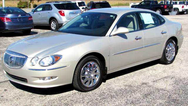 2009 BUICK LaCrosse 10193 V6 low miles 12999