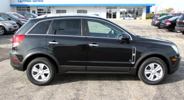 2008 SATURN Vue XE 63942 AWD clean 7999