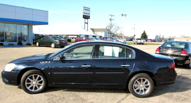 2007 BUICK LuCerne CXL 58793 V6 full power clean 7999