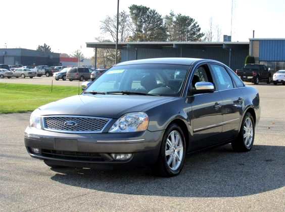 2006 FORD Five Hundred Limited GC014A FWD 5995