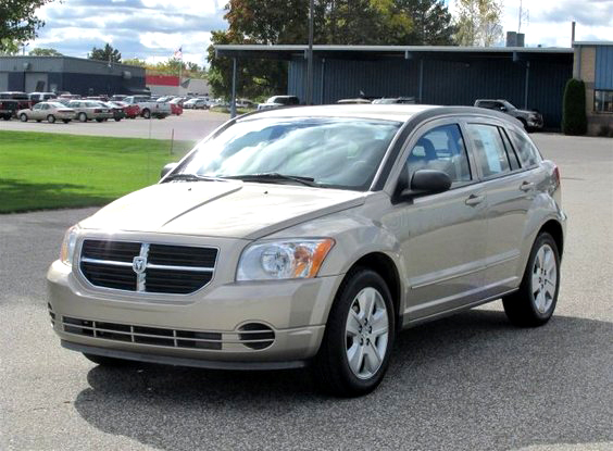 2009 DODGE Caliber SXT FU198 FWD 8750