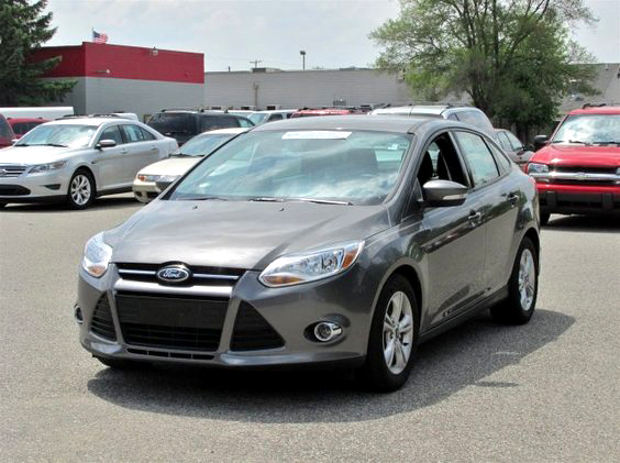 2012 FORD Focus SEL ET472A 62126 miles 6-speed automatic 197month for 72 months or 12500