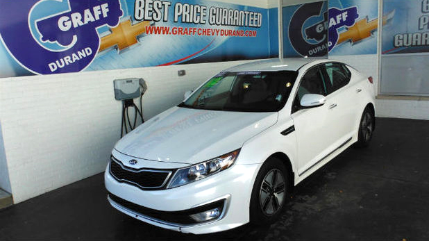 2012 KIA Optima 7-3B1197B low miles fully loaded 1 owner 14900