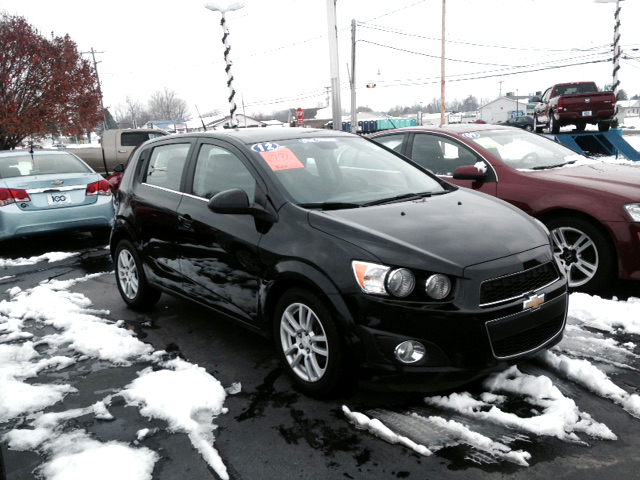 2012 CHEVY Sonic 7-105890B 1 owner leather and loaded new tires 8200