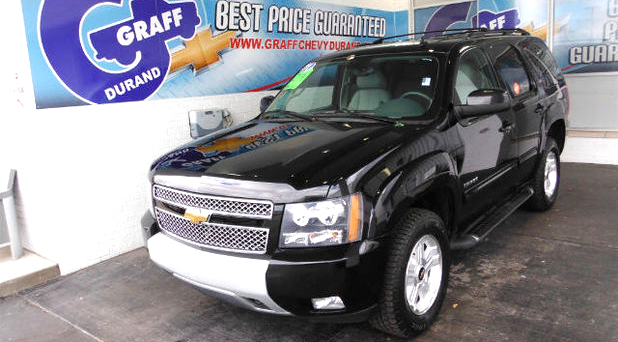 2011 CHEVY Tahoe Z-71 7-561604A loaded 3rd row seating 25900