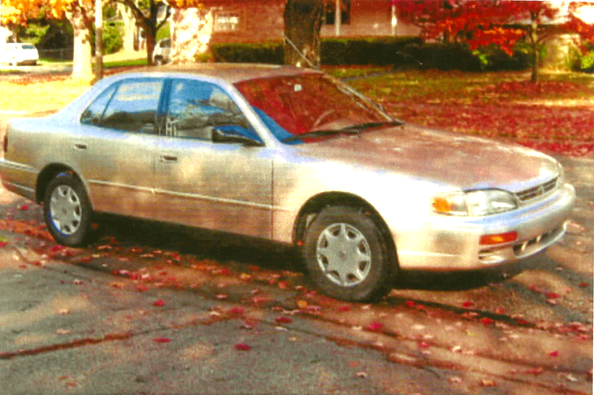 1994 TOYOTA last chance for a manual transmission deluxe Camry low mileage one owner 1996