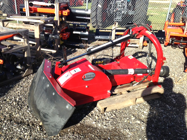 2014 SHAVER 3pt mount stump grinder hydraulic swing and lower cylinders 24 cutting wheel one own