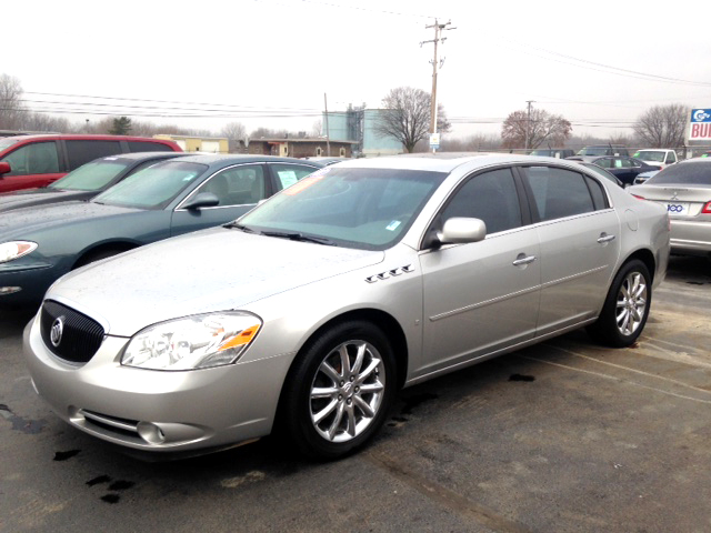 2007 BUICK LuCerne 7-367571B new tires leather and loaded 6900