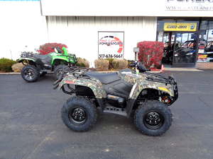 2014 ARCTIC Cat 700 LTD New with winch and bumpers was 10900 now only 7599