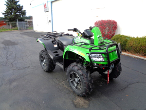 2014 ARCTIC Cat 1000 Pro big tires winch bumpers was 14399 now only 9899