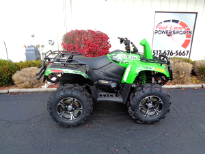 2014 ARCTIC Cat 700 Pro big tires winch bumpers was 11499 now only 7799