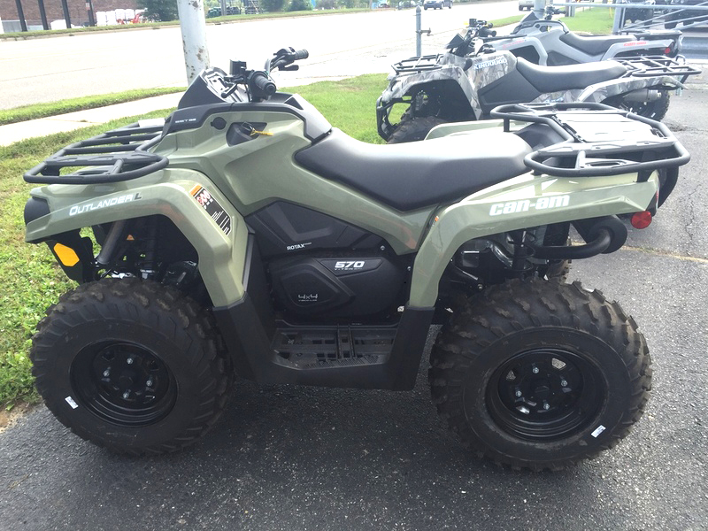 2016 CAN Am Outlander 570 hunters special call for details