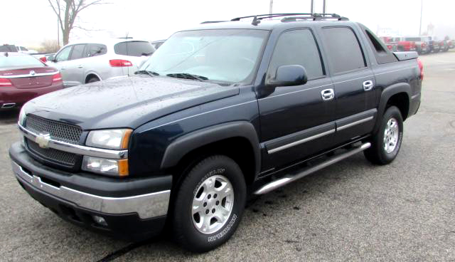 2006 CHEVY Avalanche LS leather V8 flex-fuel 12999